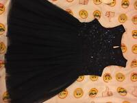 Party dress brand new never been worn