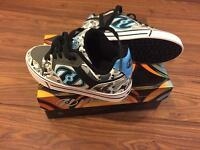 Heelys boys new in the size 2