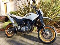 Yamaha XT660X XT660 14000 miles Supermoto Not KTM SM DRZ CRF Tenere