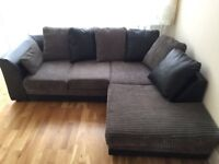 CHEAP! Corner Sofa For Sale / Very Good Condition / Must Go
