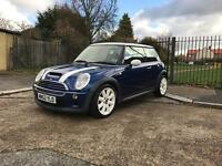 Mini Cooper S. FSH. Long MOT.
