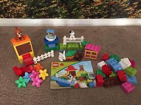 Lego Duplo Animals set