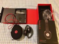 Beats by dr dre, hd solo, original
