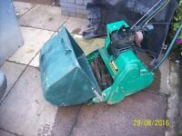 Qualcast Suffolk Punch 35s Lawnmower