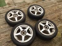 4 x mx5 wheels