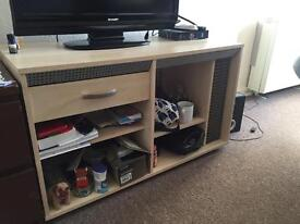 Wardrobe and tv unit!
