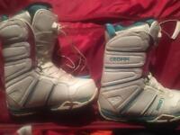 Nitro Crown Snowboard Boots