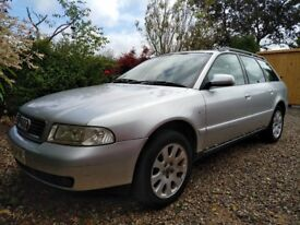 Audi A4 Avant - 1.9TDi - 1999 - Spares or Repair (with MOT)