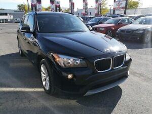 2014 BMW X1 xDrive28i, AUTO, CUIR, TOIT, AWD, BLUETOOTH, A/C