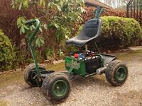 PowaKaddy Discovery Buggy with Trailer £600 - would consider selling trailer separately