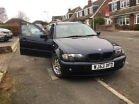 Bmw 320d diesel breaking all parts available 2001 - 2004 estate