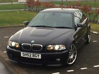 STUNNING!! BMW M3 3.2 SMG// FULL BMW SERVICE HISTORY // MOT- MAY 2017//FULLY LOADED