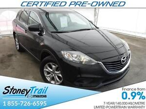 2015 Mazda CX-9 GS AWD - LEATHER! BACK UP CAMERA! CERTIFIED (7 Y