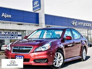 2013 Subaru Legacy 3.6R Limited w/EyeSight | 440-watt Harman Kar
