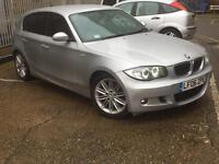 Bmw 1serise ,116i MSport with really low Milage 42k mile