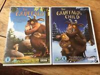 The Gruffalo [DVD] & The Gruffalo's Child [DVD]