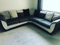 Storm scatter back corner sofa