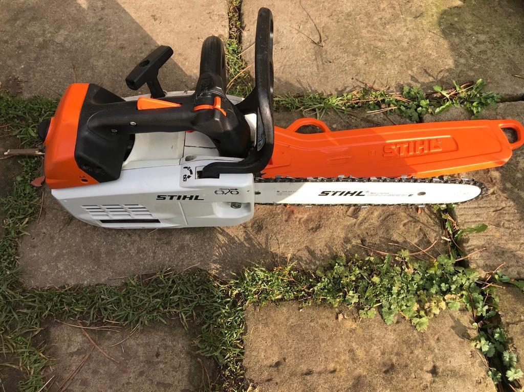 Stihl ms201t tophandle saw