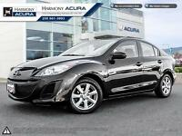 2011 Mazda Mazda3 GS - ONE OWNER - LOCAL VEHICLE - NO ACCIDENTS