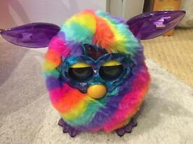 Furby boom rainbow 🌈