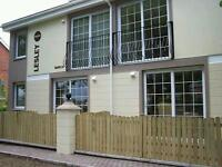 Lesley Heights fully furnished 2 bedroom ground floor flat