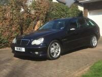 Mercedes 32 amg estate 354bhp !