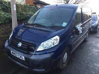 Fiat scudo 57 1.6 hdi breaking only 90 k spares