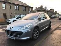 Peugeot 307 1.6hdi Full Years MOT