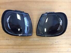 Polo 6n smoked black indicator lights