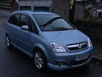 Vauxhall Meriva Limited Edition with XP Pack SPECIAL MILEAGE AND GREAT CONDITION