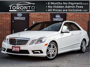 2010 Mercedes-Benz E-Class E350 4MATIC+AMG+Navi+Panoramic Roof