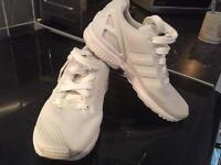 Three trainer shoes size 13 children