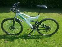 Trax TF 5.10 bike