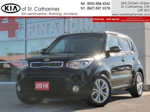 2016 Kia Soul EX+ | Backup Camera | Cruise | Auto Headlight