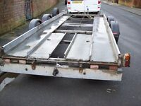 car transporter trailer recovery