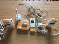 BT Mango Trio phones