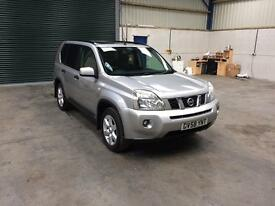 2009 Nissan x trail sport 2.0 dci 4x4 excellent guaranteed cheapest in country