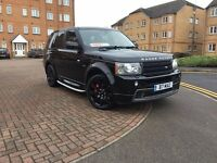 RANGE ROVER SPORT HST 4.2 V8 SUPERCHARGED!! PRIVATE PLATE