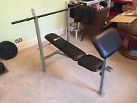 Pro-Fitness Weight Bench