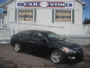 2015 Nissan Altima 2.5 SV SUNROOF HTD SEATS BACK UP CAMERA!!