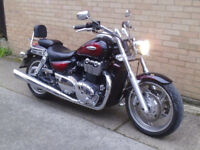 Triumph THUNDERBIRD 1700 Big Bore