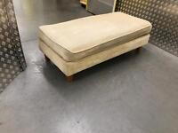 Laura Ashely chaise lounge/ sofa/Foot stool, free delivery