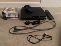 Sony PlayStation 3 with 6 games