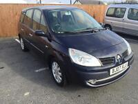 2007 RENAULT GRAND SCENIC 2.0 WITH 12 MONTHS M.O.T