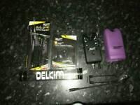 Delkim TXI plus beep alarm and extras