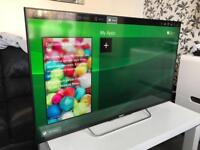 "Sony Bravia 50"" LED Smart 3D Cinema Tv X-Reality Pro FullHD 1080p USB Black Friday Bargain"