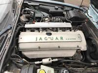Jaguar xj6 3.2 sport engine and box.
