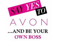 Avon is recruiting now in your area! Work from home!