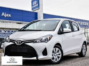 2015 Toyota Yaris LE  | Bluetooth | 5 door Hatchback