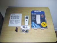 Vitually Unused Olympus VN-2100 Digital Voice Recorder.